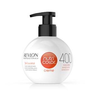 Revlon Professional Nutri Color Creme NEW 270ml 400 mandarinková