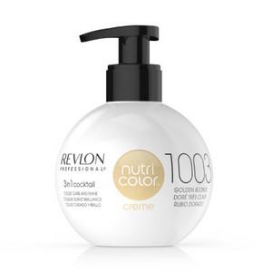 Revlon Professional Nutri Color Creme NEW 270ml 1003 velmi světlé zlato