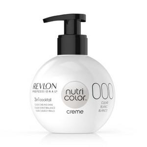 Revlon Professional Nutri Color Creme NEW 270ml 000 čirá