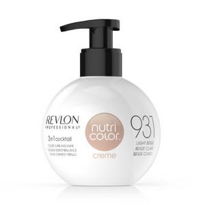 Revlon Professional Nutri Color Creme NEW 270ml 931 blond světle béžová