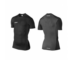 Zone floorball Compression T-Shirt 2.0 kompresní tričko