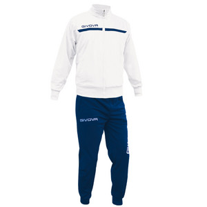Givova Tuta Givova One full zip sport set
