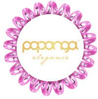 Papanga Elegance Edition Small Hairband 1 ks, růžová elegance