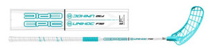 Unihoc EPIC 32 SMU white/turquoise Floorbal stick