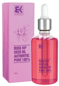 Brazil Keratin Rose Hip Seed Oil Authentic Pure 100% 50ml