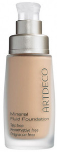 Artdeco Mineral Fluid Foundation minerální hedvábný make-up