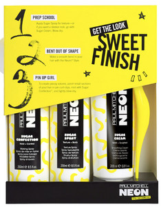Paul Mitchell Neon Get The Look Kit - Sweet Finish