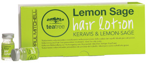 Paul Mitchell Tea Tree Lemon Sage Hair Lotion Keravis and Lemon Sage intenzivní kúra pro řídnoucí vlasy