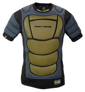 Fat Pipe GK-Protective shirt with XRD padding Brankárska vesta