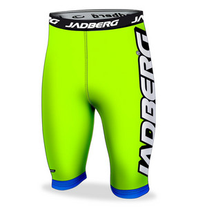 Jadberg Ponte neon Compression shorts