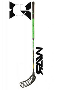 Necy Raw Floorbal stick