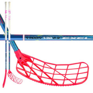 Exel V80 BLUE 2.9 98 ROUND SB Floorball stick
