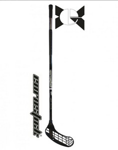 Floorball Stick Black 95/106cm