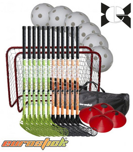 Necy Splash 95/106cm TeamGoalSet floorball set