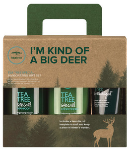 Paul Mitchell Tea Tree Special I'm Kind of a Big Deer Gift Set