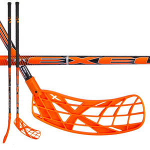 Exel V30x 3.4 orange 87 ROUND SB Floorball stick
