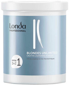 Londa Professional Blondes Unlimited Creative Lightening Powder zesvětlující pudr