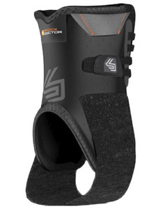 Shock Doctor Ankle Stabilizer with Flexible Support Stays – 847 ortéza s flexibilnou podporou na členok