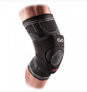 McDavid 5147 ELITE ENGINEERED ELASTIC™ KNEE SUPPORT ortéza na koleno