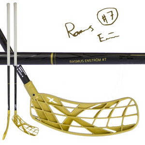 Exel RE7 BLACK 2.9 92 ROUND SB Floorball Schläger
