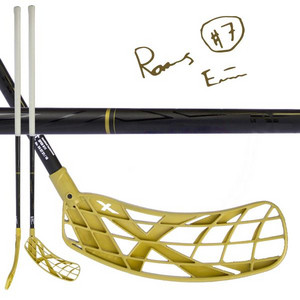 Exel RE7 BLACK 2.6 101 OVAL SB Floorball Schläger