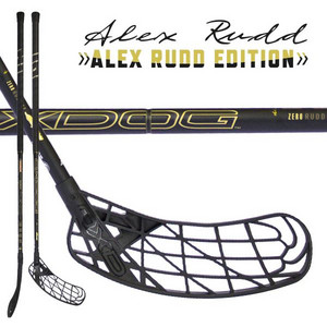 OxDog ZERO RUDD Superlight 27 ROUND MB Floorball stick