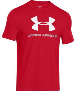 Under Armour CC SPORTSTYLE LOGO Tričko