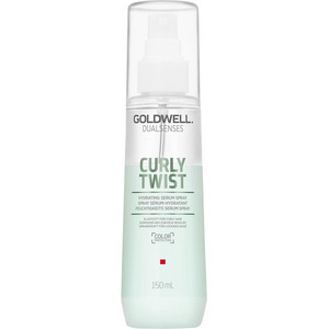 Goldwell Dualsenses Curly Twist Hydrating Serum Spray dvojfázový bezoplachový sprej