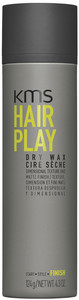 KMS Hair Play Dry Wax suchý vosk v spreji