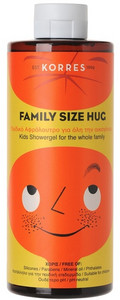Korres Family Size Hug Kids Shower Gel