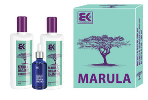 Brazil Keratin Marula Organic Marula Set