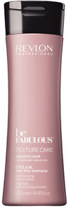 Revlon Professional Be Fabulous Texture Care Smooth Shampoo