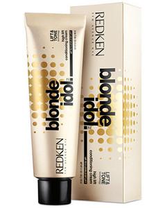 Redken Blonde Idol High Lift Conditioning Cream 60ml, .0 přírodní
