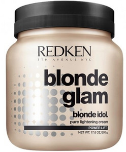 Redken Blonde Idol Blonde Glam Pure Lightening Cream zosvetľujúci pasta