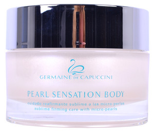 Germaine de Capuccini Pearl Sensation Body Sublime Firming Care With Micro-Pearls zpevňující tělový krém