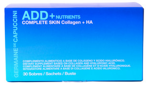 Germaine de Capuccini Add + Nutrients Complete Skin Collagen + HA doplněk stravy
