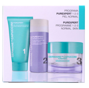 Germaine de Capuccini Purexpert Programme 1-2-3 Normal-Combination Skin