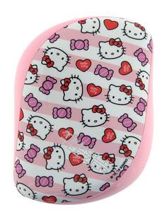 Tangle Teezer Compact Styler Hello Kitty Candy Stripes Růžová