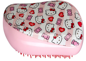 Tangle Teezer Compact Styler Hello Kitty Candy Stripes kompaktní kartáč na vlasy