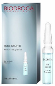 Biodroga Blue Orchid Beauty Essence Anti-Age Concentrate hydratačný koncentrát