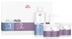 Wella Wellaplex Large Kit 3 x 500 ml dárková sada