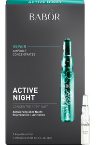Babor Ampoule Concentrates Active Night