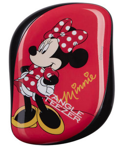 Tangle Teezer Compact Styler Disney Minnie Mouse Red kompaktní kartáč na vlasy