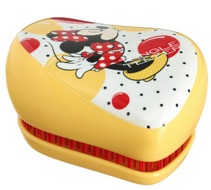 Tangle Teezer Compact Styler Disney Minnie Mouse Yellow