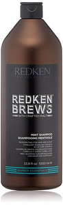 Redken Brews Mint Clean Shampoo 1l