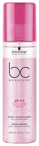 Schwarzkopf Professional BC Bonacure Color Freeze pH 4.5 Spray Conditioner