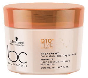 Schwarzkopf Professional BC Bonacure Time Restore Q10+ Treatment 200ml