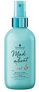 Schwarzkopf Professional Mad About Curls Quencher Oil Milk aktivace a obnova kudrlin