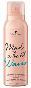 Schwarzkopf Professional Mad About Waves Refresher Dry Shampoo