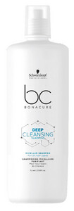 Schwarzkopf Professional BC Bonacure Scalp Therapy Deep Cleansing Micellar Shampoo 1l